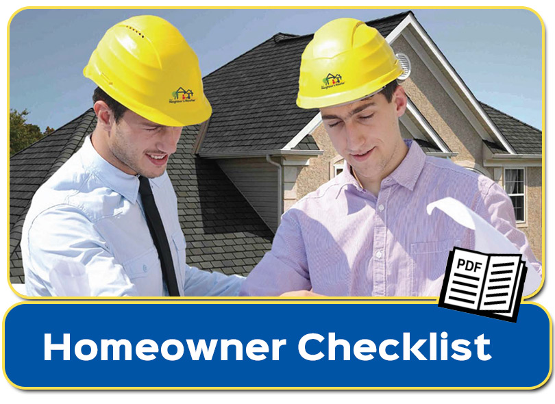 homeowner check booklet